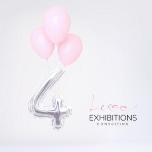 4 urodziny Love Exhibitions